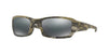 Oakley FIVES SQUARED OO9238 Rectangle Sunglasses  923831-DESOLVE BARE CAMO 54-20-133 - Color Map multicolor