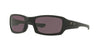 Oakley FIVES SQUARED OO9238 Rectangle Sunglasses  923832-MATTE BLACK 54-20-133 - Color Map black