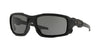 Oakley SI BALLISTIC SHOCKTUBE OO9329 Round Sunglasses  932901-MATTE BLACK 61-17-132 - Color Map black
