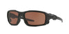 Oakley SI BALLISTIC SHOCKTUBE OO9329 Round Sunglasses  932902-MATTE BLACK 61-17-132 - Color Map black