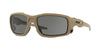 Oakley SI BALLISTIC SHOCKTUBE OO9329 Round Sunglasses  932904-TERRAIN TAN 61-17-132 - Color Map multicolor