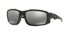 Oakley SI BALLISTIC SHOCKTUBE OO9329 Round Sunglasses  932905-MATTE BLACK 61-17-132 - Color Map black