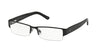 Polo PH1067 Rectangle Eyeglasses  9038-MATTE BLACK 52-17-140 - Color Map black