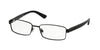Polo PH1144 Rectangle Eyeglasses  9038-MATTE BLACK 52-16-140 - Color Map black