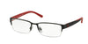 Polo PH1152 Rectangle Eyeglasses  9277-MATTE BLACK 54-17-140 - Color Map black