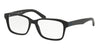 Polo PH2141 Rectangle Eyeglasses  5284-MATTE BLACK 55-17-145 - Color Map black