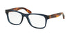 Polo PH2144 Square Eyeglasses  5562-CRISTAL BLUE 53-18-145 - Color Map blue
