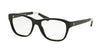 Polo PH2148 Square Eyeglasses  5572-SHINY BLACK 51-17-140 - Color Map black