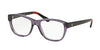 Polo PH2148 Square Eyeglasses  5575-SHINY CRISTAL PURPLE 51-17-140 - Color Map purple/reddish