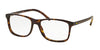 Polo PH2151 Square Eyeglasses  5003-SHINY DARK HAVANA 56-17-145 - Color Map havana