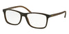 Polo PH2151 Square Eyeglasses  5409-MATTE OLIVE 54-17-145 - Color Map green