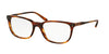 Polo PH2156 Pillow Eyeglasses  5007-HAVANA STRIPED SHINY 51-18-140 - Color Map havana