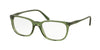 Polo PH2156 Pillow Eyeglasses  5036-SHINY SEMI TRASP BOTTOL GRREN 51-18-140 - Color Map green
