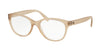 Polo PH2159 Butterfly Eyeglasses  5025-MATTE PEACH 52-17-140 - Color Map peach