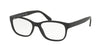 Polo PH2160 Butterfly Eyeglasses  5001-MATTE BLACK 54-16-140 - Color Map black