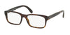 Polo PH2163 Rectangle Eyeglasses  5003-SHINY DARK HAVANA 54-17-145 - Color Map havana