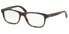 Polo PH2166 Rectangle Eyeglasses  5003-SHINY DARK HAVANA 56-19-145 - Color Map havana