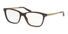 Polo PH2167 Cat Eye Eyeglasses  5003-SHINY DARK HAVANA 54-17-145 - Color Map havana
