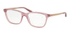 Polo PH2167 Cat Eye Eyeglasses  5220-VINTAGE ANTIQUE ROSE 52-17-145 - Color Map rose