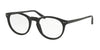 Polo PH2168 Phantos Eyeglasses  5001-BLACK VINTAGE 50-20-145 - Color Map black