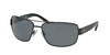 Polo PH3087 Pillow Sunglasses  926781-SEMI SHINY BLACK 64-16-125 - Color Map black