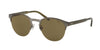 Polo PH3099 Phantos Sunglasses  905073-MATTE GUNMETAL 51-21-145 - Color Map gunmetal