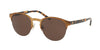 Polo PH3099 Phantos Sunglasses  931773-SEMISHINY BRONZE 51-21-145 - Color Map bronze