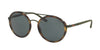 Polo PH3103 Round Sunglasses  900571-MATTE OLIVE 53-19-140 - Color Map olive
