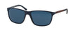 Polo PH4092 Square Sunglasses  550680-MATTE BLUE 58-16-145 - Color Map blue
