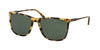 Polo PH4102 Square Sunglasses  500471-SPOTTY TORTOISE 55-18-145 - Color Map havana