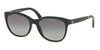 Polo PH4117 Butterfly Sunglasses  500111-SHINY BLACK 56-17-145 - Color Map black
