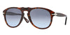 Persol PO0649 Pilot Sunglasses  24/86-HAVANA 54-20-140 - Color Map havana