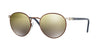Persol PO2388S Round Sunglasses  1066O3-BROWN 51-20-145 - Color Map brown