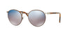 Persol PO2388S Round Sunglasses  1067O4-BROWN 51-20-145 - Color Map brown
