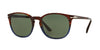 Persol PO3007S Square Sunglasses  102231-TERRA E OCEANO 53-18-145 - Color Map multi