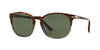Persol PO3007S Square Sunglasses  102331-FUOCO E ARDESIA 53-18-145 - Color Map multi