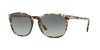 Persol PO3007S Square Sunglasses  105771-HAVANA GREY BROWN 53-18-145 - Color Map havana