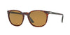 Persol PO3007S Square Sunglasses  900157-MATTE HAVANA 53-18-145 - Color Map havana