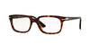 Persol PO3131V Rectangle Eyeglasses  24-HAVANA 54-18-145 - Color Map havana