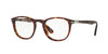 Persol PO3143V Rectangle Eyeglasses  24-HAVANA 47-21-145 - Color Map havana