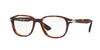 Persol PO3145V Pillow Eyeglasses  24-HAVANA 53-18-145 - Color Map havana