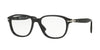 Persol PO3145V Pillow Eyeglasses  95-BLACK 53-18-145 - Color Map black