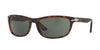 Persol PO3156S Rectangle Sunglasses  24/31-HAVANA 63-18-135 - Color Map havana