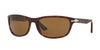 Persol PO3156S Rectangle Sunglasses  24/57-HAVANA 63-18-135 - Color Map havana
