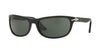 Persol PO3156S Rectangle Sunglasses  95/31-BLACK 63-18-135 - Color Map black