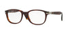 Persol PO3163V Square Eyeglasses  24-HAVANA 54-19-145 - Color Map havana