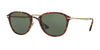 Persol PO3165S Square Sunglasses  24/31-HAVANA 52-22-145 - Color Map havana