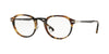 Persol PO3168V Phantos Eyeglasses  1071-TORTOISE BROWN ICE 48-22-145 - Color Map havana