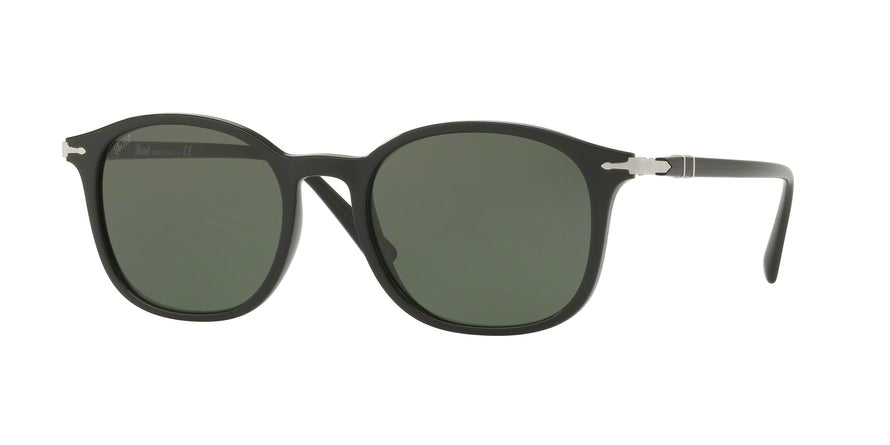 Persol PO3182S Phantos Sunglasses  104131-BLACK 51-19-145 - Color Map black