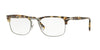 Persol PO8359V Rectangle Eyeglasses  1056-BROWN/BEIGE TORTOISE 51-19-145 - Color Map havana